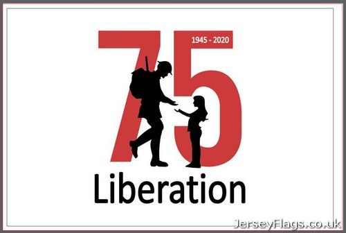 #Liberation Day  75th Anniversary  (Jersey)