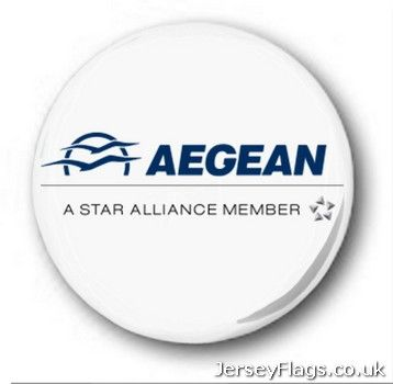 Aegean Airlines  (Greece) (New Logo)