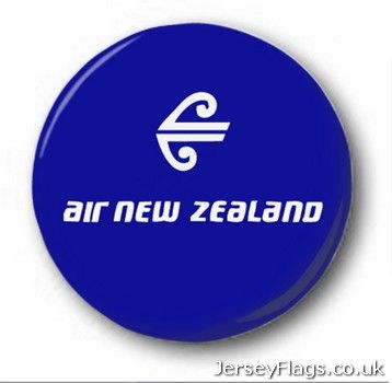Air New Zealand  (New Zealand) (Older Flag)