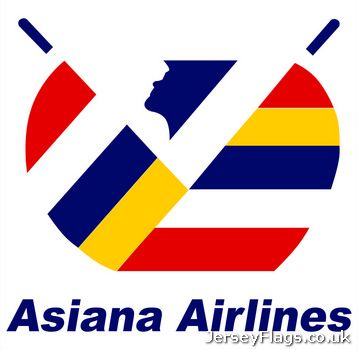 Asiana Airlines  (South Korea) (1988 - 2006) (Variant)