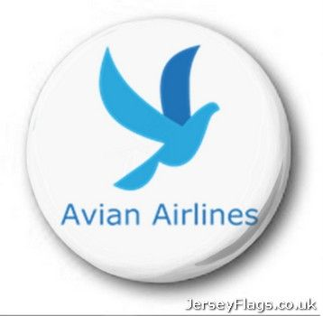 Avian Airlines  (Fictional) (Variant)