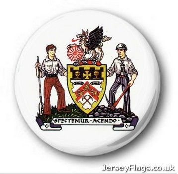 Barnsley  (Yorkshire) (England) (Coat - of - Arms)