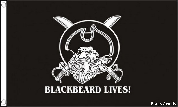 Blackbeard Lives