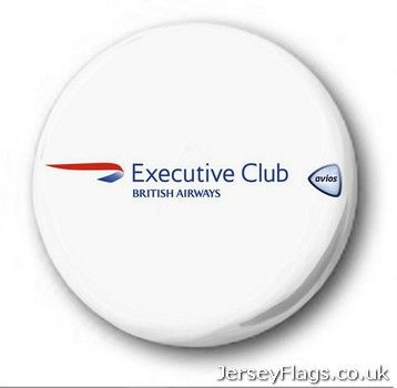 British Airways  (England) (Executive Club) (Variant)