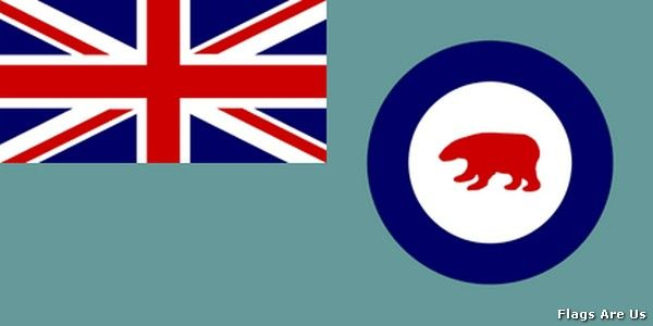 British Arctic Territory  (Air Force Ensign)