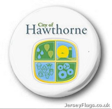 Hawthorne  (California) (USA) (Logo)