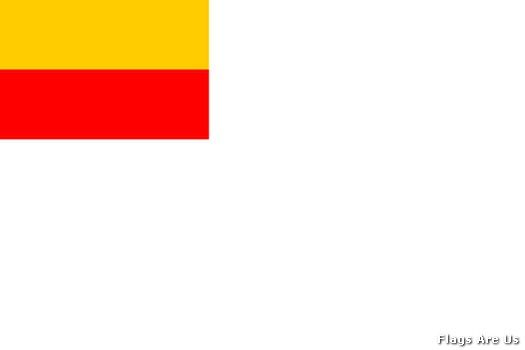 Lucca, Duchy Of  (Italy) (Merchant Flag) (1818 - 1819)