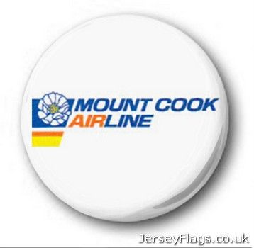 Mount Cook Airlines  (New Zealand) (Old Logo)