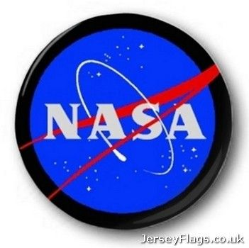 National Aeronautics & Space Administration  (NASA) (USA) (Emblem)