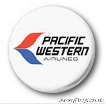 Pacific Western Airlines  (Canada) (Old Logo)