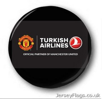 Turkish Airlines  (Turkey) (2014 - ) (Manchester United Sponsorship)
