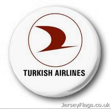 Turkish Airlines  (Turkey) (Old Logo)