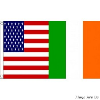 USA & Ireland Friendship