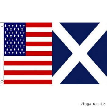 USA & Scotland Friendship